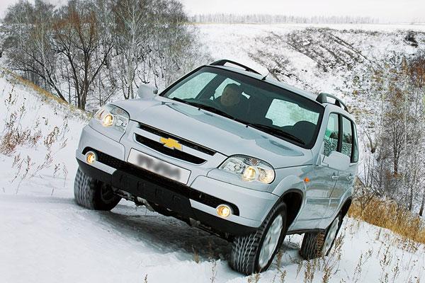 Обзор Chevrolet Niva