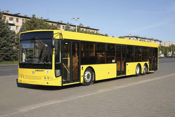 "Автобус ""Волжанин"" (фото-2)"