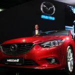 Энергичная и современная Mazda 6 фото