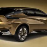 Кроссовер Nissan Murano 2013 фото