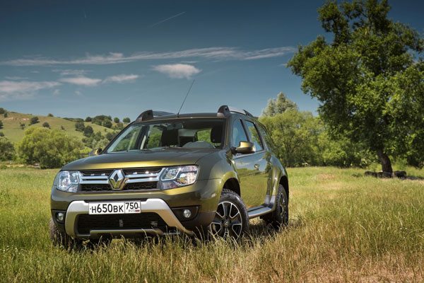 Renault Duster (фото-3)