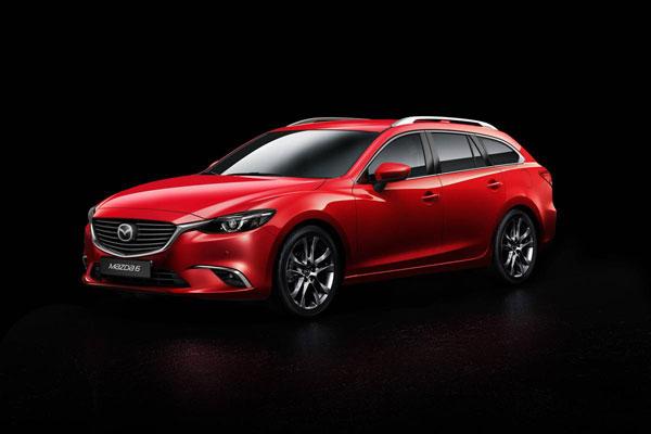 Энергичная и современная Mazda 6 (фото-3)