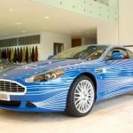 Aston Martin создал суперкар DB9 1M по проекту фанатов фото