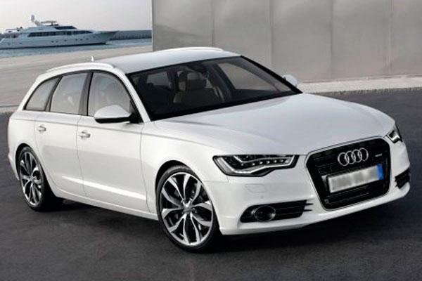 Характеристика автомобиля Audi A6 фото