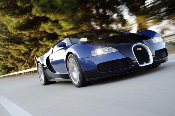 Bugatti Veyron в новом поколении может стать гибридом фото