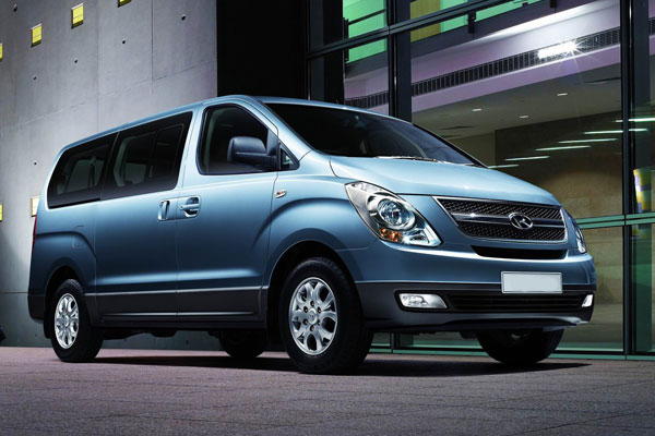 минивен Hyundai Grand Starex