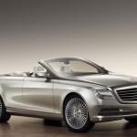 Mercedes-Benz S-класса хотят сделать кабриолетом фото
