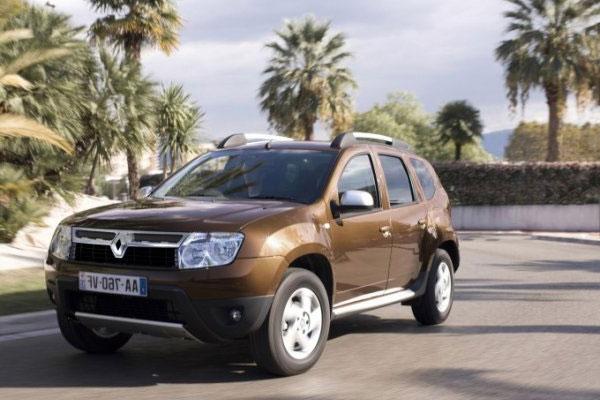 обзор Renault Duster, красивый автомобиль