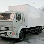 Обзор камского автомобиля КАМАЗ 65117 фото