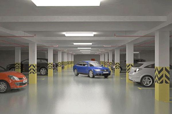 Подземные гаражи фото