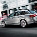Пятое поколение Audi A4 могут привязать к розетке фото