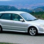 Mazda 323 характеристики фото