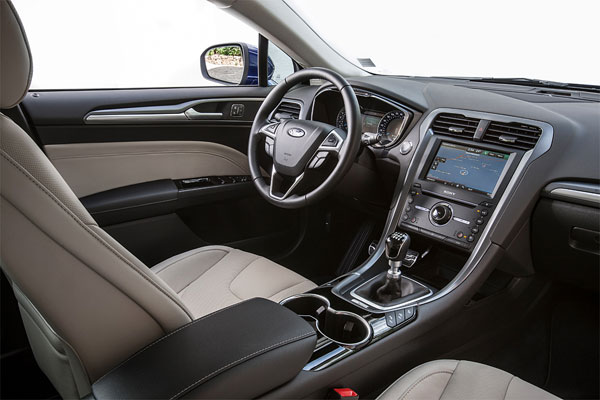 Ford Mondeo 2014 салон