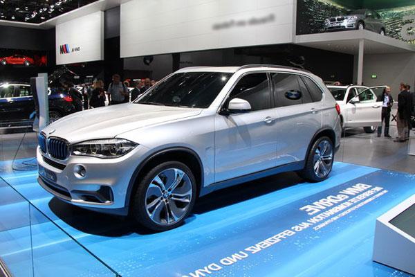 Новинки BMW 2013 (фото-2)