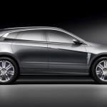 Новый Cadillac