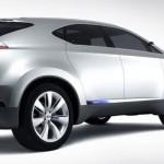 Кроссовер Lexus