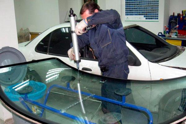 Замена лобового стекла своими руками (фото-3)