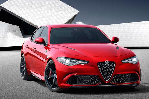 Alfa Romeo Giulietta стильная