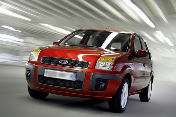 Автомобиль Ford Fusion фото