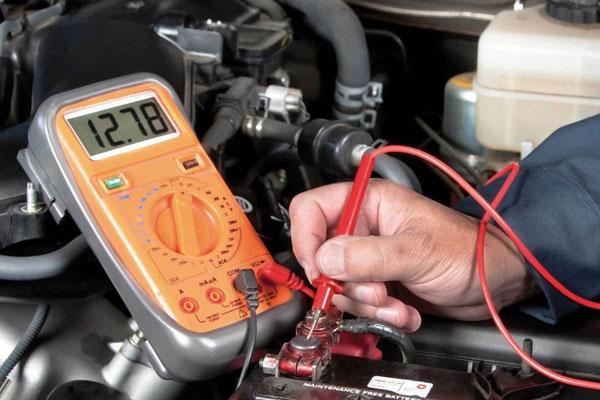 Этапы проверки электрики