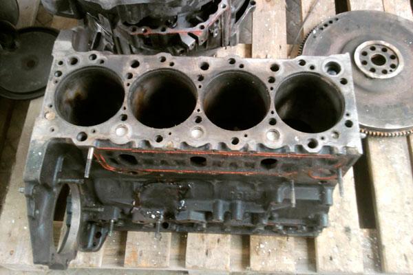 Капитальный ремонт двигателя ваз, подготовка