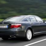 Lexus LS фото