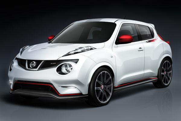 Nissan Juke Nismo с обновленными характеристиками