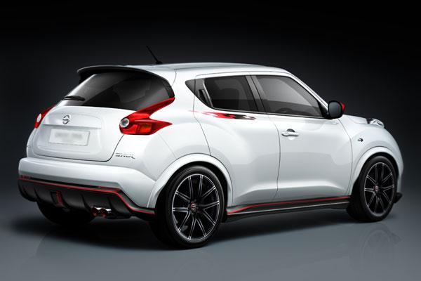 Nissan Juke Nismo фото