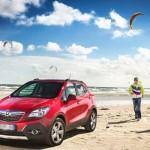 Тест Opel Mokka, его характеристики