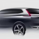 Volvo кроссовер