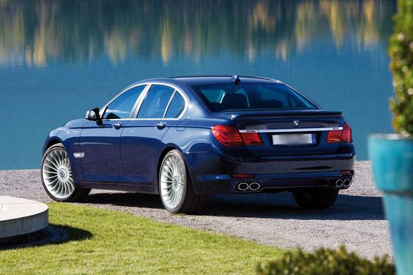 Alpina BMW фото