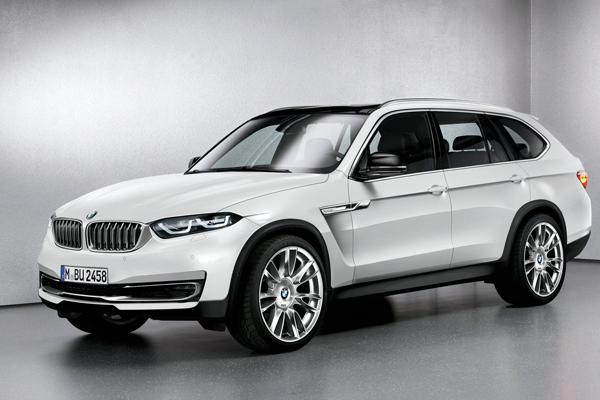 BMW X7 (фото-2)