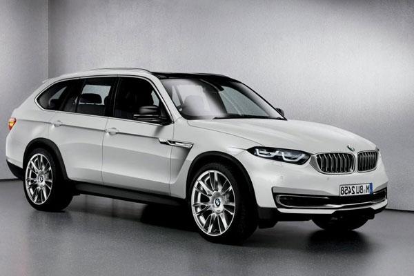 BMW X7 (фото-3)
