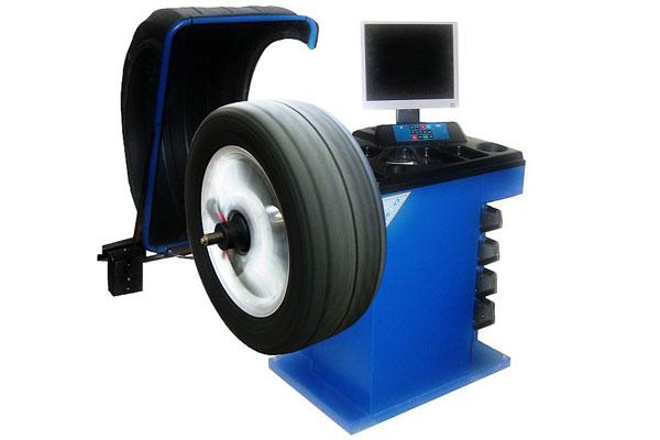 балансировку колес