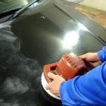Как правильно полировать автомобиль
