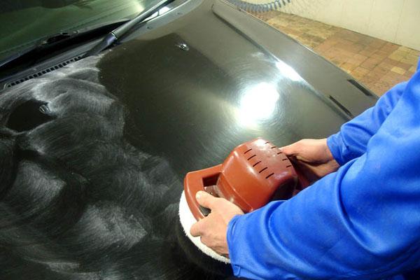 Авто полировка домашняя своими руками