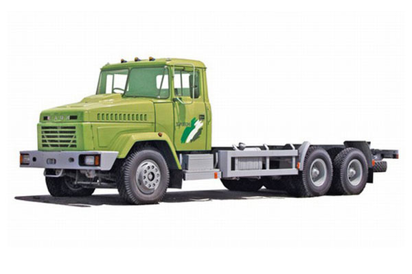 КРАЗ-65101 тягач