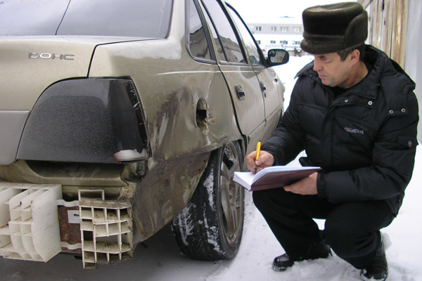 экспертиза автомобилей после ДТП (фото-2)