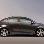 Новый Chevrolet Aveo фото