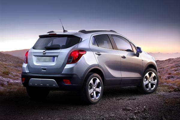 Opel Mokka фото