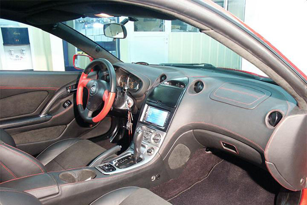 Toyota Celica салон