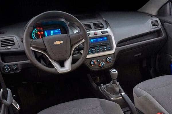 Chevrolet Cobalt 2013 фото салона