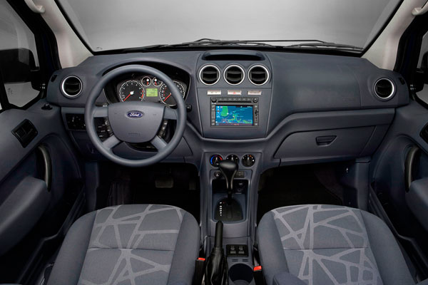 Ford Transit Connect салон