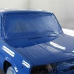 Как правильно покрасить автомобиль?