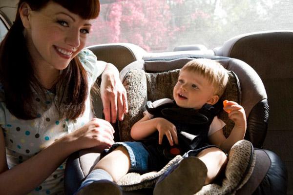 Выбрать детское автокресло