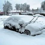 Как хранить автомобиль зимой?