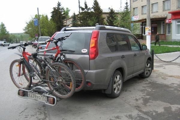 Виды багажников на машину (фото-4)