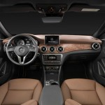 Mercedes-Benz GLA 2014 фото салона