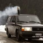 Обогрев автомобиля зимой