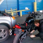 Оценка б/у мотоцикла фото